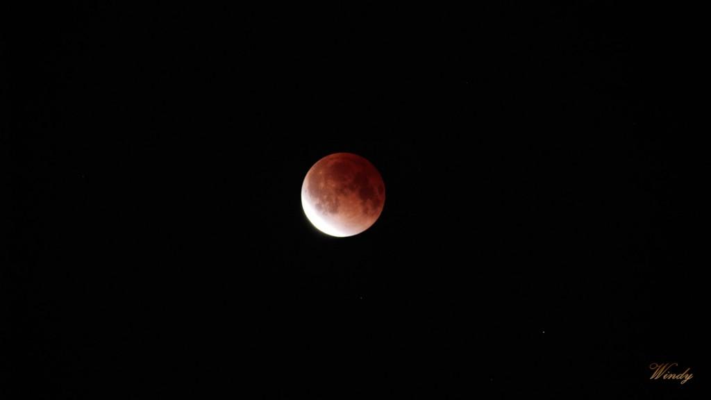 2011年12月11日皆既月食月食